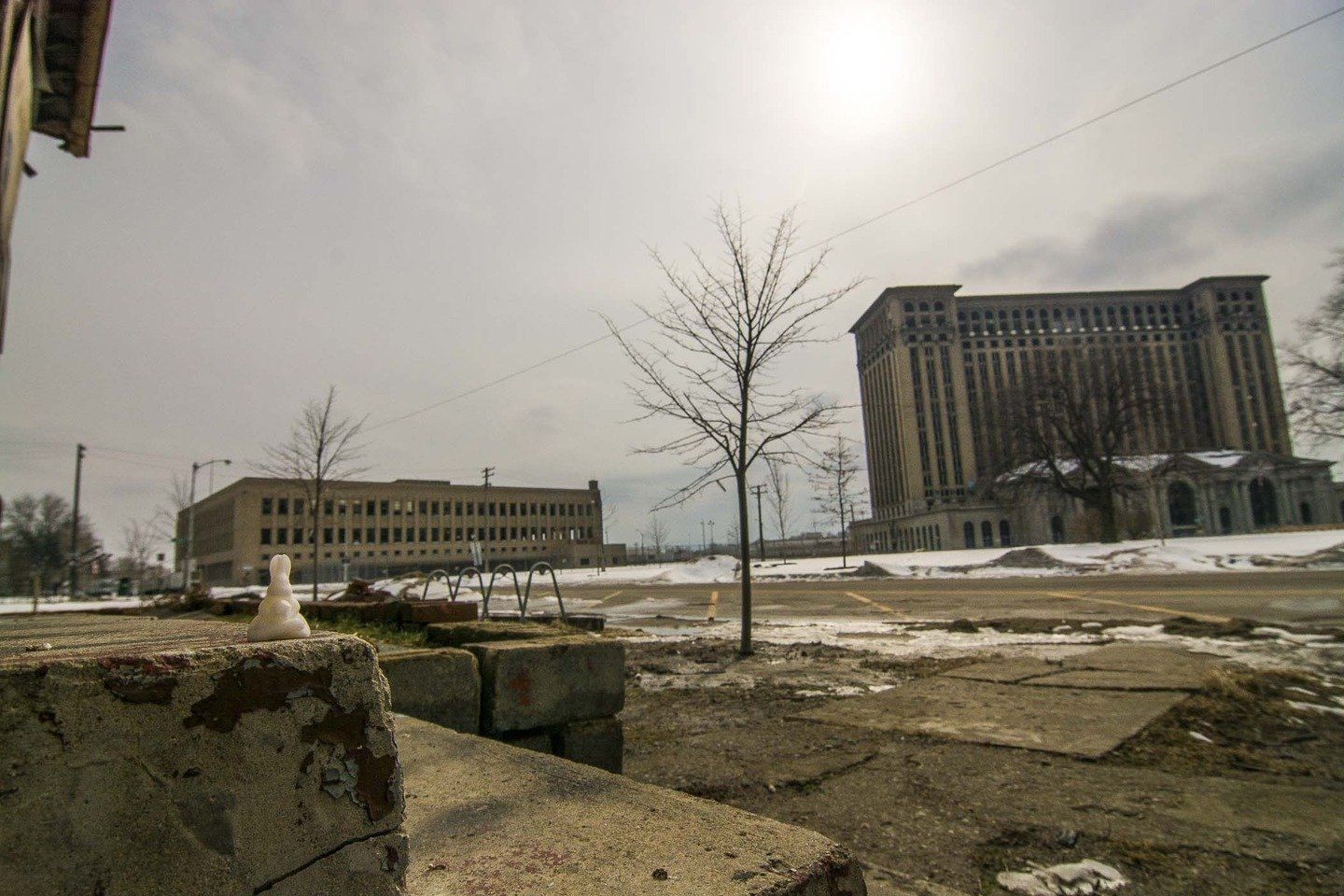 Tony Barchock's photo / Detroit / United States